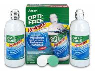 Soluzione per lenti a contatto Opti-Free - Soluzione OPTI-FREE RepleniSH 2x300ml