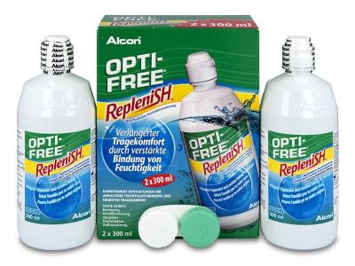 Soluzione OPTI-FREE RepleniSH 2x300ml