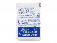 Acuvue Oasys 1-Day (90 lenti) - Blister della lente
