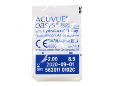 Acuvue Oasys 1-Day (90 lenti)