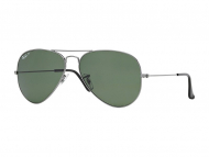 Occhiali da sole - Ray-Ban AVIATOR LARGE METAL RB3025 - 004/58