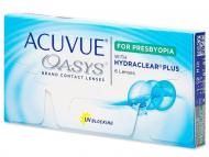 Lenti a contatto quindicinali - Acuvue Oasys for Presbyopia (6 lenti)