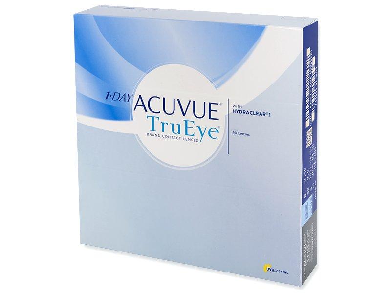 1 Day Acuvue TruEye (90lenti) - Lenti a contatto giornaliere