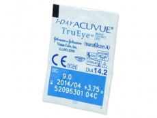 1 Day Acuvue TruEye (90lenti) - Blister della lente