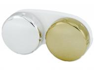Custodie e Astucci - Astuccio porta lenti metallizzato - gold