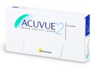 Lenti a contatto quindicinali - Acuvue 2 (6lenti)