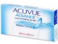 Lenti a contatto Johnson and Johnson - Acuvue Advance (6lenti)