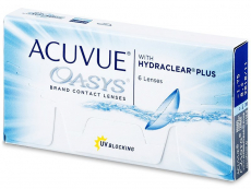 Acuvue Oasys (6lenti) - Lenti a contatto quindicinali