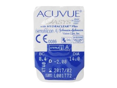 Acuvue Oasys (6lenti)