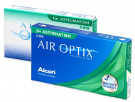 Lenti a contatto per astigmatismo - Air Optix for Astigmatism (3 lenti)