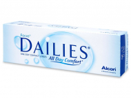 Lenti a contatto giornaliere - Focus Dailies All Day Comfort (30 lenti)