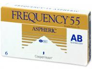 Lenti a contatto Coopervision - Frequency 55 Aspheric (6lenti)