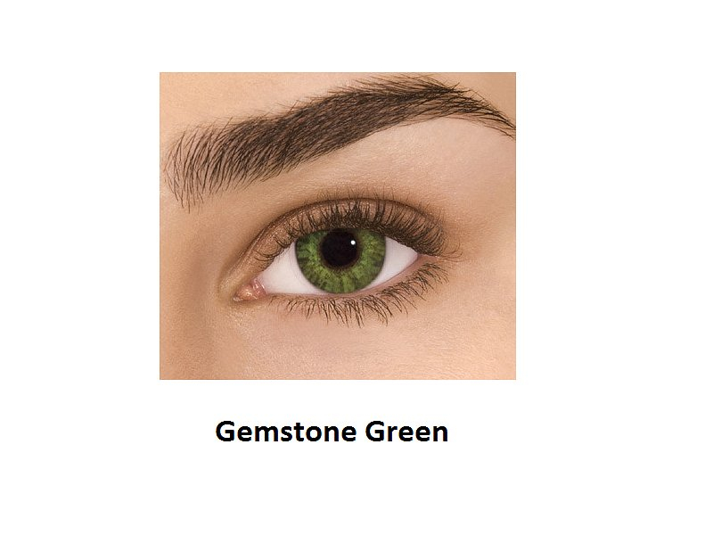 FreshLook ColorBlends - correttive (2 lenti) - Gemstone Green
