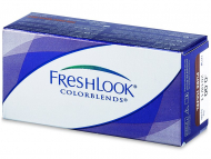 Lenti a contatto colorate - FreshLook ColorBlends - correttive (2 lenti)