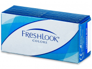 Lenti a contatto colorate - FreshLook Colors - correttive (2 lenti)