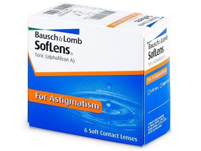 Lenti a contatto toriche - SofLens Toric (6lenti)