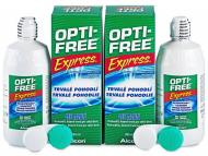 Lenti a contatto Alcon - Soluzione OPTI-FREE Express 2x355ml