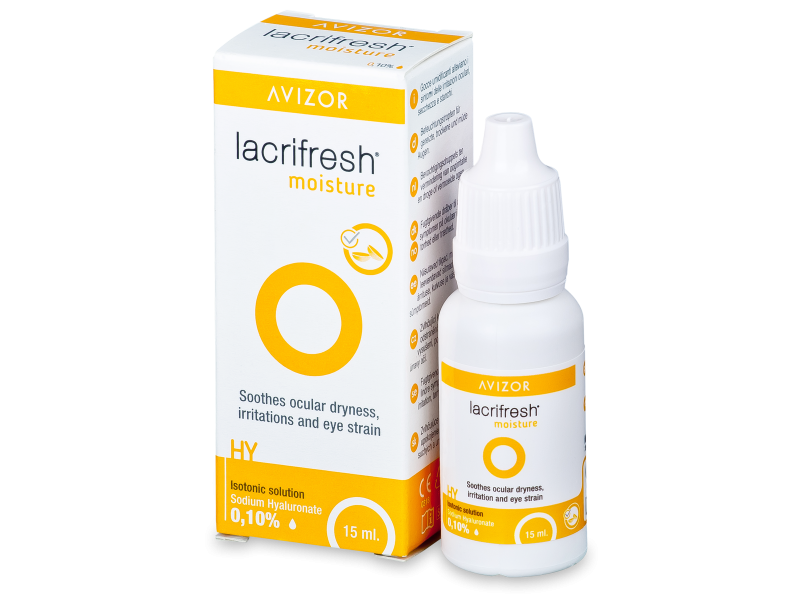 Gocce oculari Lacrifresh Moisture 15 ml  - Collirio
