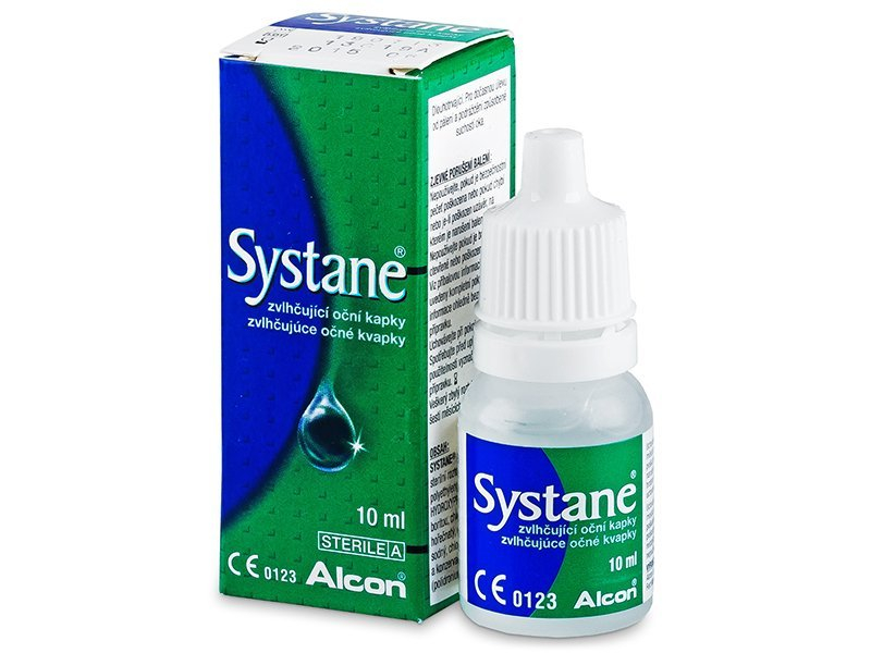 Gocce oculari Systane 10ml  - Gocce oculari Systane 10ml