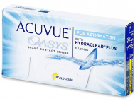 Johnson and Johnson - Acuvue Oasys for Astigmatism (6lenti)