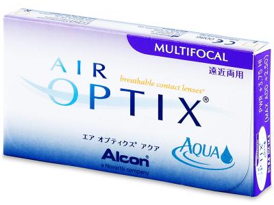 Air Optix Aqua Multifocal (6lenti)