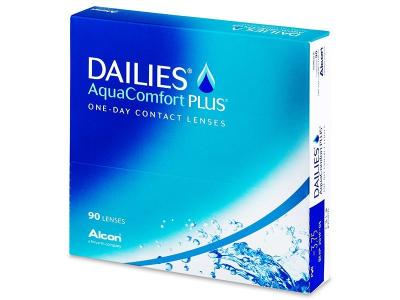 Dailies AquaComfort Plus (90lenti) - Lenti a contatto giornaliere