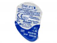 Dailies AquaComfort Plus (90lenti) - Blister della lente