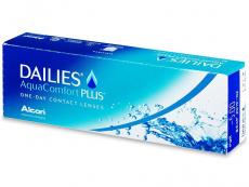 Dailies AquaComfort Plus (30lenti) - Lenti a contatto giornaliere