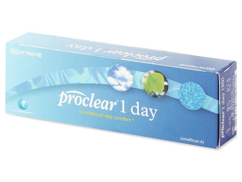 Proclear 1 Day (30lenti) - Precedente e nuovo design