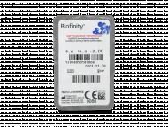Biofinity (6lenti) - Blister della lente