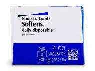 SofLens Daily Disposable (30lenti) - Caratteristiche generali