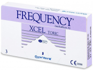 Lenti a contatto Coopervision - FREQUENCY XCEL TORIC XR (3lenti)