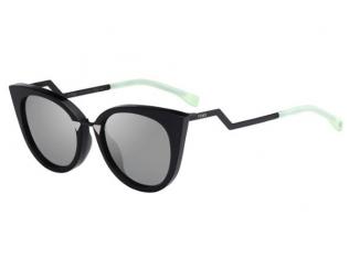 Occhiali da sole Cat Eye - Fendi FF 0118/S AQM/UE