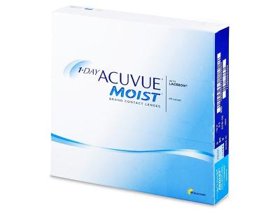 Lenti a contatto giornaliere - 1 Day Acuvue Moist (90lenti)