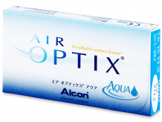 Air Optix Aqua (6lenti) - Precedente e nuovo design