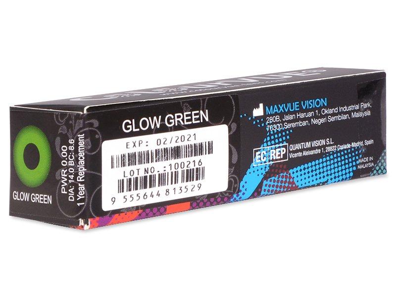 Crazy GLOW (2lenti) - Caratteristiche generali