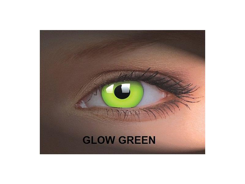 Crazy GLOW (2lenti) - Glow Green