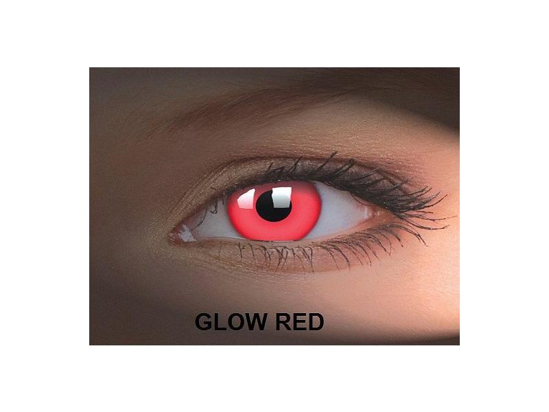 Crazy GLOW (2lenti) - Glow Red