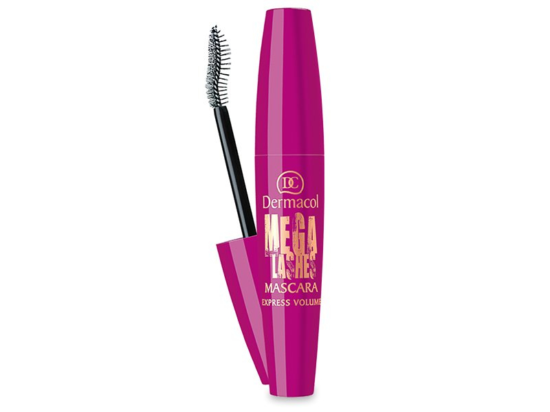 Mascara Dermacol Mega Lashes Express Volume 12,5 ml