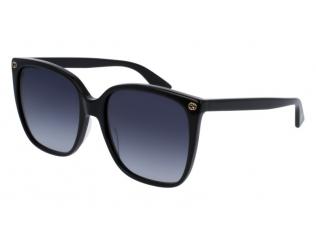 Occhiali da sole Oversize - Gucci GG0022S-001