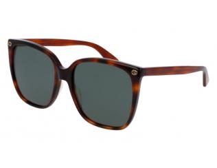 Occhiali da sole Oversize - Gucci GG0022S-002