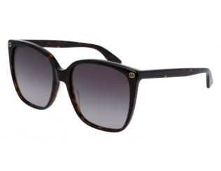 Occhiali da sole Oversize - Gucci GG0022S-003