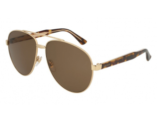 Occhiali da sole - Pilot - Gucci GG0054S-002