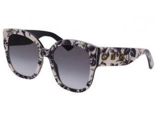 Occhiali da sole Oversize - Gucci GG0059S-004