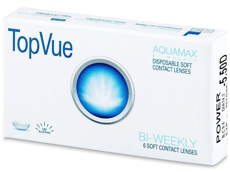 TopVue Bi-weekly (6lenti) - Lenti a contatto quindicinali