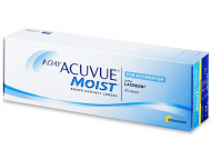 Johnson and Johnson - 1 Day Acuvue Moist for Astigmatism (30lenti)