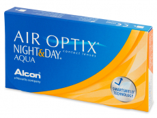 Air Optix Night and Day Aqua (6lenti) - Lenti a contatto mensili