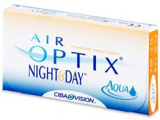 Air Optix Night and Day Aqua (6lenti) - Precedente e nuovo design